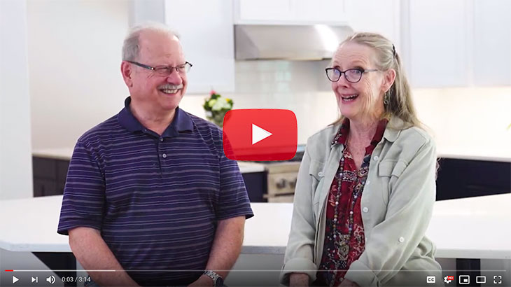 Lexar Homes Customer Review Video